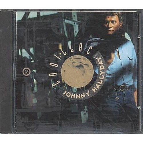 cadillac johnny hallyday achat vente de cd album rakuten. Black Bedroom Furniture Sets. Home Design Ideas