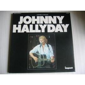 Coffret De 3 Disques - Johnny Hallyday