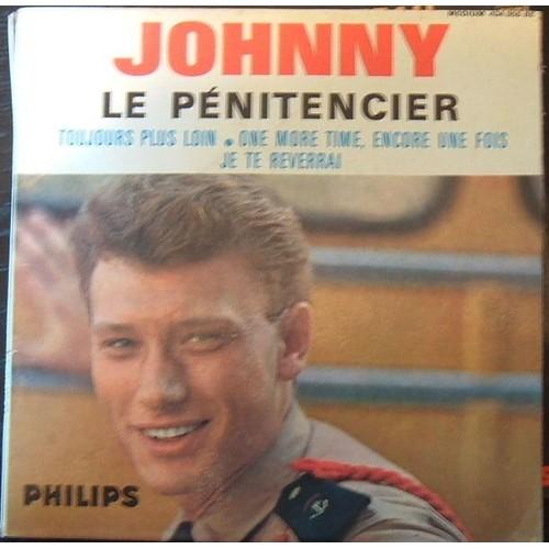 Le p nitencier johnny hallyday achat vente de 45 tours rakuten - Les portes du penitencier johnny hallyday ...