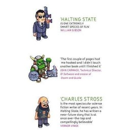 Halting State de Stross Charles