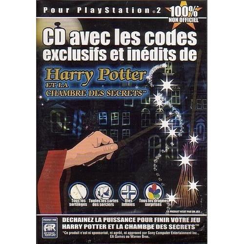 Harry potter et la chambre des secrets cd cheats codes - Harry potter et la chambre des secrets en streaming gratuit ...