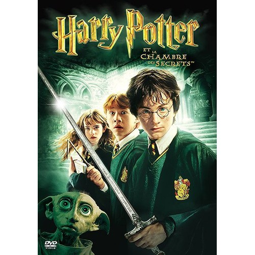 Harry potter et la chambre des secrets en dvd ou blu ray - Streaming harry potter et la chambre des secrets ...