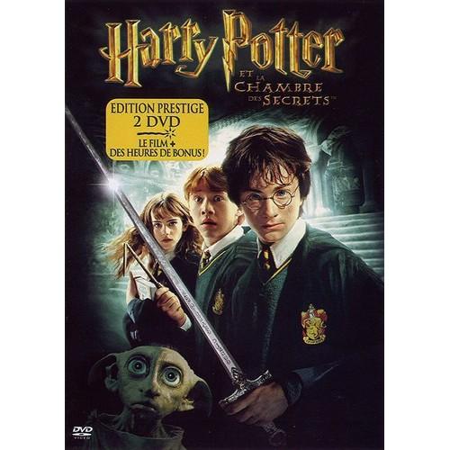 Harry potter et la chambre des secrets dition prestige - Regarder harry potter et la chambre des secrets ...