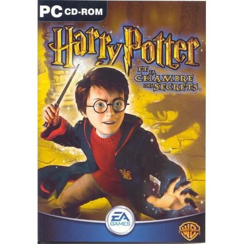 jeu harry potter et la chambre des secrets pas cher