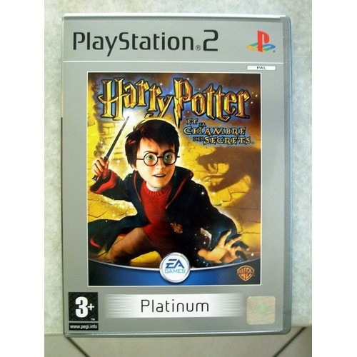 Harry potter and the chamber of secrets platinum - Harry potter et la chambre des secrets jeu pc ...
