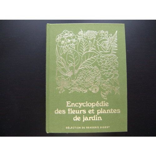 encyclop die des fleurs et plantes de jardin de hay roy. Black Bedroom Furniture Sets. Home Design Ideas