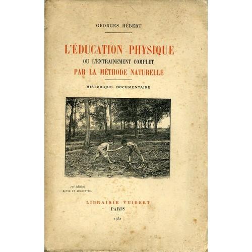 georges hebert natural method book