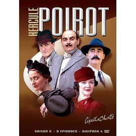 Hercule Poirot saison 2 en français