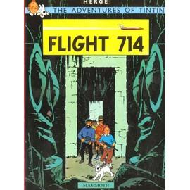 Flight 714 de Herg�
