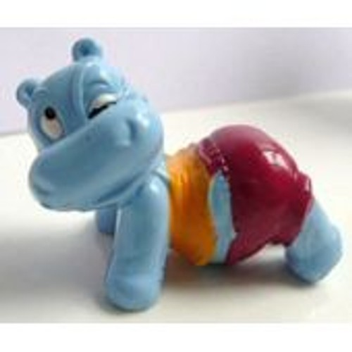 hippopotame kinder