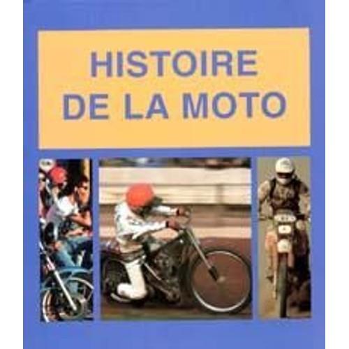 histoire de la moto de mike walker achat vente neuf occasion. Black Bedroom Furniture Sets. Home Design Ideas
