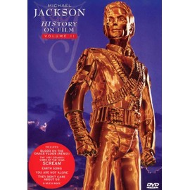 Jackson, Michael - History On Film - Volume Ii