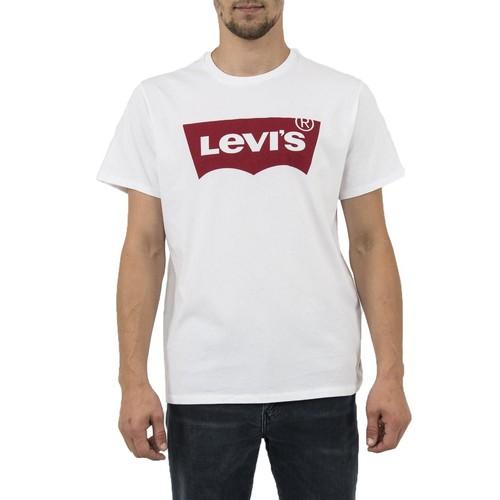 Sur Cher Pas D'occasion Homme Ou Shirt S Rakuten Levi T Blanc 0X8PknwNOZ