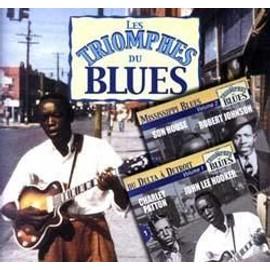 Coffret : Les Triomphes Du Blues - Hopkins, Lightnin