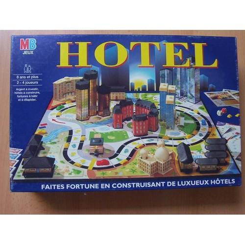 hotel achat vente de jeux de soci t priceminister rakuten. Black Bedroom Furniture Sets. Home Design Ideas
