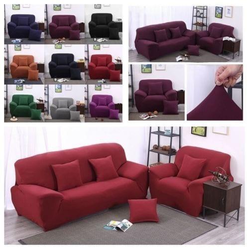 housse canape 3 places pas cher ou d 39 occasion sur priceminister rakuten. Black Bedroom Furniture Sets. Home Design Ideas