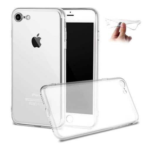 coque iphone 7 transparente silicone dessin