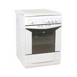 indesit cuisiniere k6g2w couleur blanc achat et vente. Black Bedroom Furniture Sets. Home Design Ideas