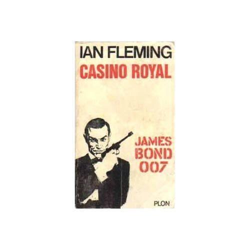 Ian Fleming James Bond Signet 8 Book Lot Vintage