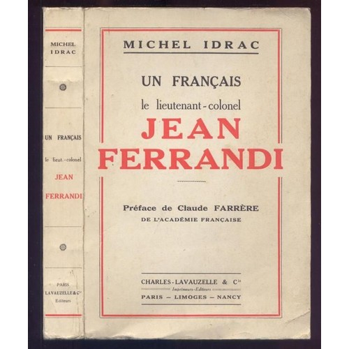 https://pmcdn.priceminister.com/photo/Idrac-Michel-Un-Francais-Le-Lieutenant-Colonel-Jean-Ferrandi-Livre-ancien-358659880_L.jpg