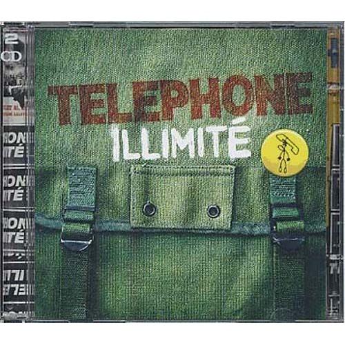 Illimit t l phone achat vente de cd album rakuten - Frais de port mon album photo ...