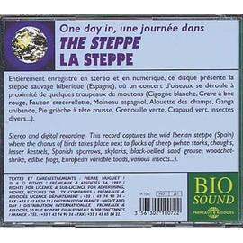 Bio Sound : La Steppe - Illustrations Sonores: CD Album
