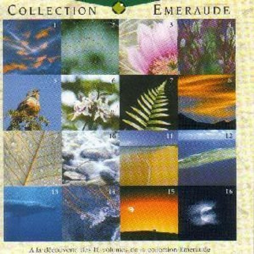 collection emeraude cd album. Black Bedroom Furniture Sets. Home Design Ideas