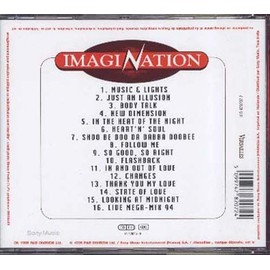 Best Of Imagination - Imagination