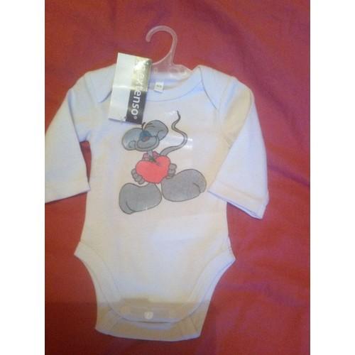 ba41cfb430e82 in extenso bebe fille body coton pas cher ou d occasion sur Rakuten