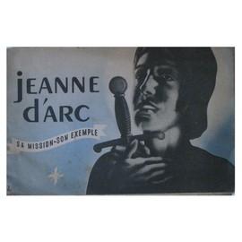 Jeanne D'arc (Sa Mission - Son Exemple) de Inconnu Inconnu
