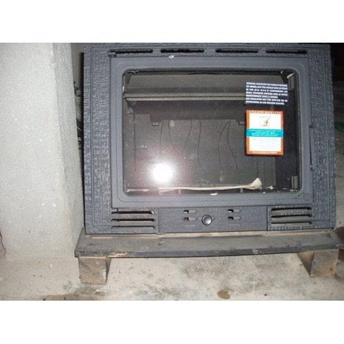 insert foyer 700 lateral f100 appareil a combustion continue puissance calorifique 14 kw. Black Bedroom Furniture Sets. Home Design Ideas