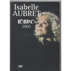 Aubret, Isabelle - Bobino 2001