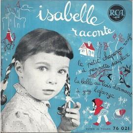 Isabelle Raconte Le Petit - Isabelle