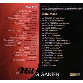 die hit giganten italo hits