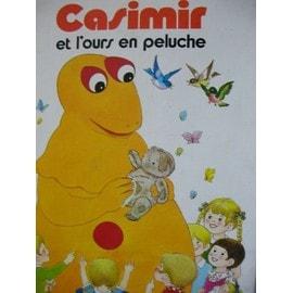 Casimir Et L'ours En Peluche de christophe izard