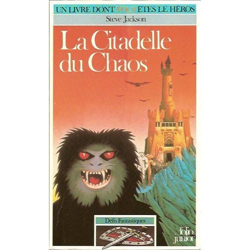 Defis Fantastiques Tome 2 La Citadelle Du Chaos