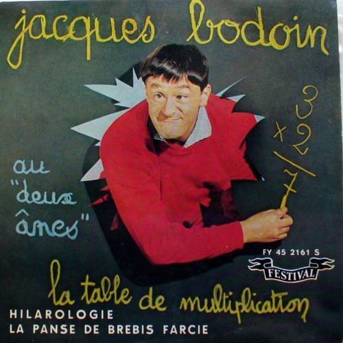 Hilarologie panse de brebis farcie table de - Jacques bodoin la table de multiplication ...