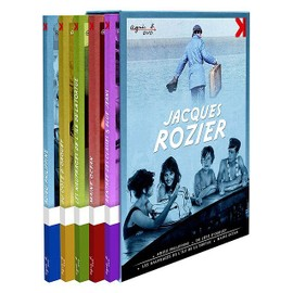 Jacques Rozier - Coffret 5 Dvd - �dition Collector de Jacques Rozier