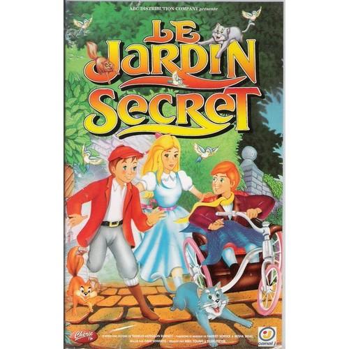 Jardin secret de agnieszka holland vhs priceminister for Buy secret jardin