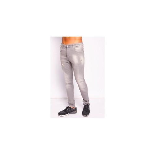 45222589f8d21c jean gris delave pas cher ou d'occasion sur Rakuten