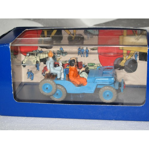 jeep willys tintin pas cher ou d 39 occasion sur priceminister rakuten. Black Bedroom Furniture Sets. Home Design Ideas