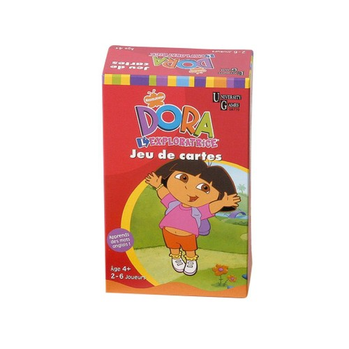 Dora l 39 exploratrice jeu de cartes age 4 achat et vente - Jeux dora l exploratrice gratuit ...