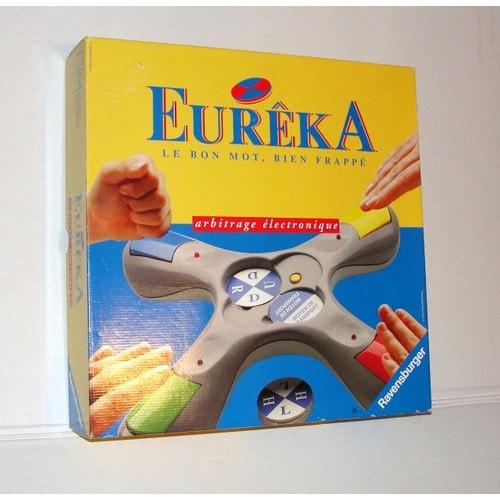 jeu de soci t lectronique eureka achat et vente. Black Bedroom Furniture Sets. Home Design Ideas