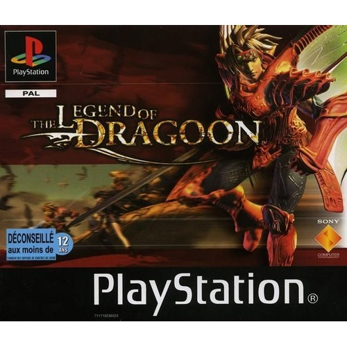 Jeux Aventure, jeux de r�le Playstation
