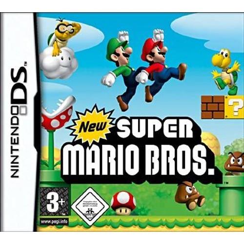 Jeux Nintendo DS