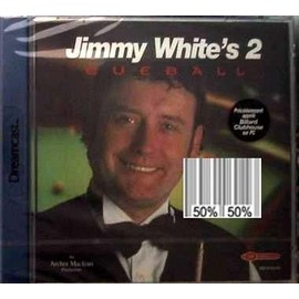 Jimmy White's Cueball 2 - Jimmy-White-s-Cueball-2-Jeu-Dreamcast-414543_ML