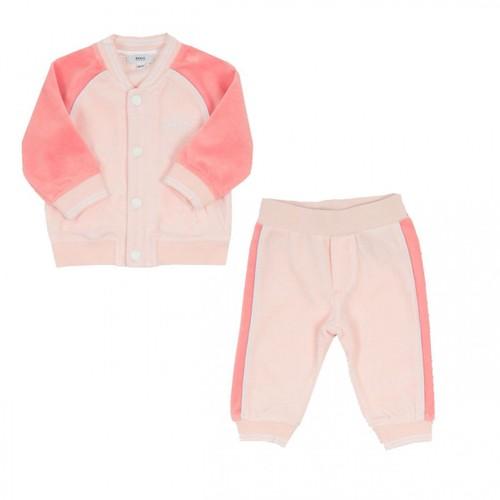 15d0cb837e96d jogging coton bebe fille rose pas cher ou d occasion sur Rakuten