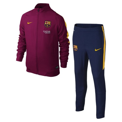 jogging de foot fc barcelone achat vente neuf d 39 occasion. Black Bedroom Furniture Sets. Home Design Ideas