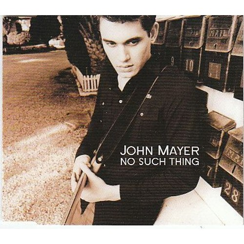 no such thing john mayer Traduzione no such thing testi tradotto in italiano eseguite da john mayer nel album di inside wants out trova artisti e canzoni simili.