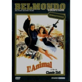 Johnny Hallyday Dvd L Animal Belmondo Collection